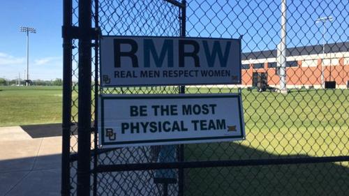 baylor-football-posts-real-men-respect-women-signs-at-practice-field_9hg4kaaercov1uw9blyr7jp4w