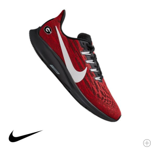 Screenshot_2019-07-17 Nike Air Zoom Pegasus 36 Georgia Men's Running Shoe - Hibbett US