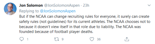 Screenshot_2020-06-29 Jon Solomon on Twitter NCAA is getting a lot of grief over this policy But no in-person recruiting ke[...]