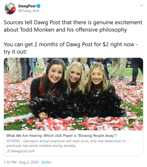 Screenshot_2020-08-03 DawgPost on Twitter Sources tell Dawg Post that there is genuine excitement about Todd Monken and his[...]