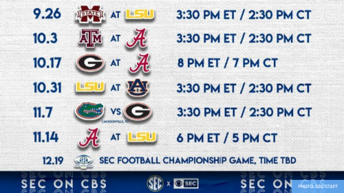 Screenshot_2020-09-01 Selected SEC on CBS football games announced